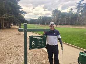 Bayonet Golf Course, Monterey.